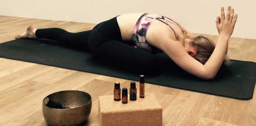 Stress - Yoga - Essential Oil